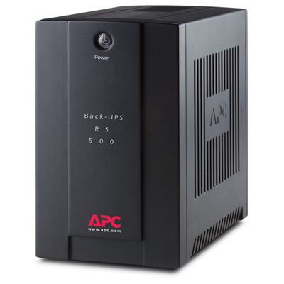 APC BR500CI-AS Back UPS RS 500