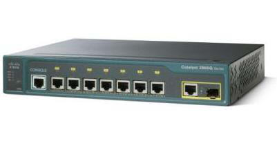 Cisco 2960G-8TC-L