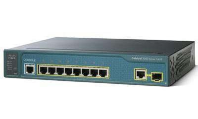 Cisco 3560-8PC-S