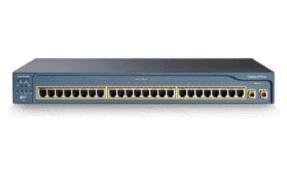 Cisco Catalyst 2950 Switch 2950SX-24 24-Port 10/100 Fast Ethernet ...