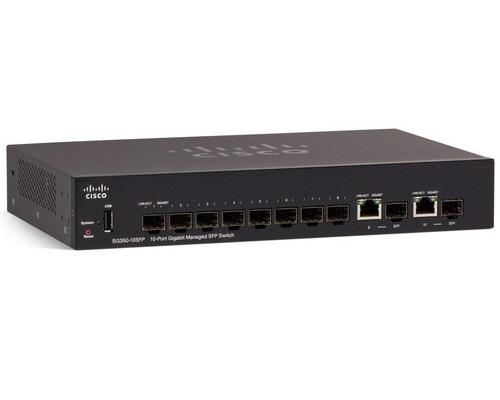 Cisco SG350-10SFP
