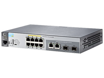 HP 2530-8-PoE+ Switch