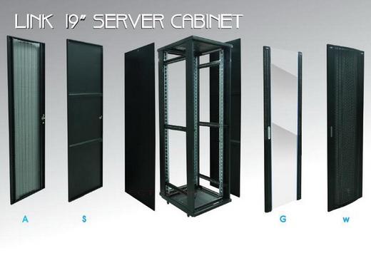 Link 19 Server Cabinet Rack