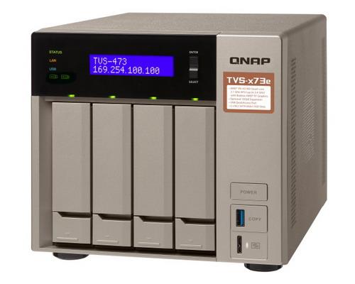 QNAP TVS-473e