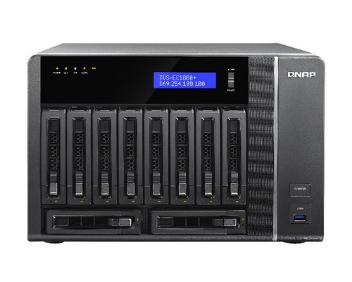 QNAP TVS-EC1080-I3
