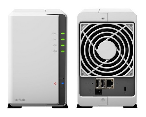 Synology NAS DS216se