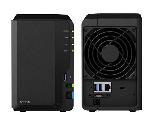 Synology NAS DS218+