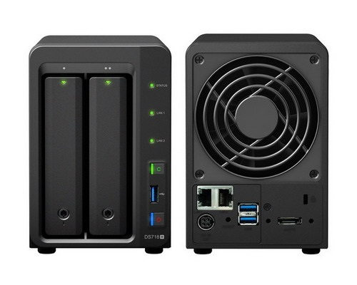 Synology NAS DS718+